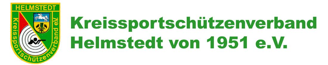 Kreissportschützenverband Helmstedt von 1951 e.V. Logo